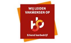 Erkend Leerbedrijf - logo
